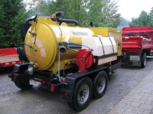 Hydro Van Evacuation