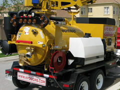Hydro Vac Excavation